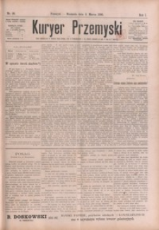 Kuryer Przemyski. 1895, R. 1, nr 26-34 (marzec)