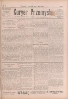 Kuryer Przemyski. 1895, R. 1, nr 43-51 (maj)