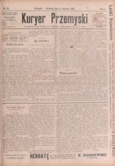 Kuryer Przemyski. 1895, R. 1, nr 52-60 (czerwiec)