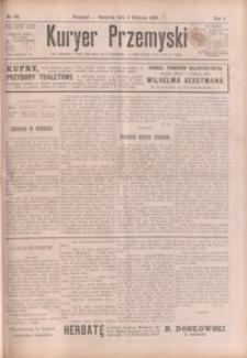 Kuryer Przemyski. 1895, R. 1, nr 69-77 (sierpień)