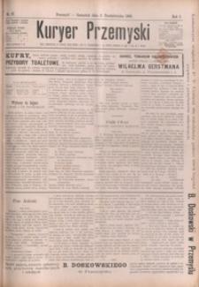Kuryer Przemyski. 1895, R. 1, nr 88-94 (październik)