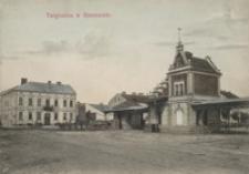 Targowica w Rzeszowie [Pocztówka]
