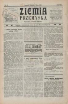Ziemia Przemyska. 1922, R. 8, nr 27-31 (lipiec)