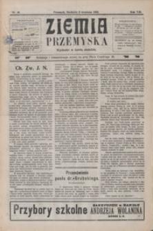 Ziemia Przemyska. 1922, R. 8, nr 36-39 (wrzesień)