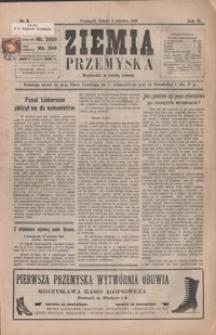 Ziemia Przemyska. 1923, R. 9, nr 5-9 (czerwiec)