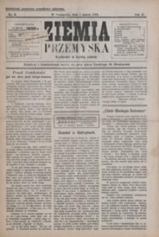 Ziemia Przemyska. 1924, R. 10, nr 9-13 (marzec)