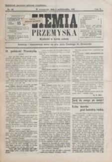 Ziemia Przemyska. 1924, R. 10, nr 40-43 (październik)