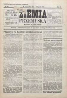 Ziemia Przemyska. 1924, R. 10, nr 44-48 (listopad)