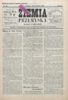 Ziemia Przemyska. 1924, R. 10, nr 49-52 (grudzień)
