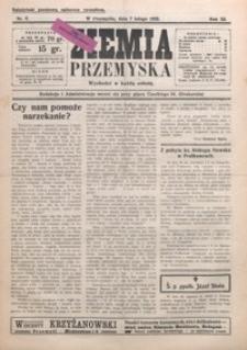 Ziemia Przemyska. 1925, R. 11, nr 6-9 (luty)