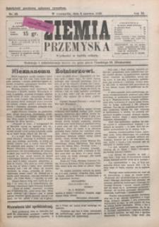 Ziemia Przemyska. 1925, R. 11, nr 23-26 (czerwiec)