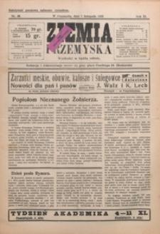 Ziemia Przemyska. 1925, R. 11, nr 45-48 (listopad)
