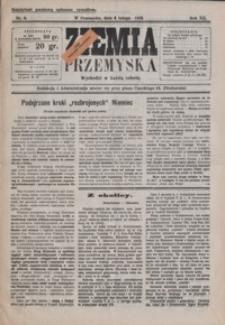 Ziemia Przemyska. 1926, R. 12, nr 6-9 (luty)