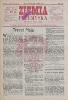 Ziemia Przemyska. 1926, R. 12, nr 18-22 (maj)