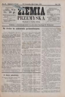 Ziemia Przemyska. 1926, R. 12, nr 27-31 (lipiec)