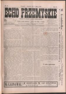 Echo Przemyskie : organ Stronnictwa Katolicko-Narodowego. 1897, R. 2, nr 18-25 (marzec)