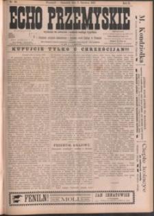 Echo Przemyskie : organ Stronnictwa Katolicko-Narodowego. 1897, R. 2, nr 44-51 (czerwiec)