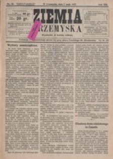 Ziemia Przemyska. 1927, R. 13, nr 19-22 (maj)