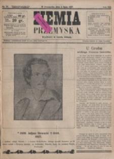 Ziemia Przemyska. 1927, R. 13, nr 27-31 (lipiec)