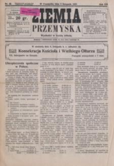 Ziemia Przemyska. 1927, R. 13, nr 45-48 (listopad)