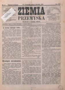 Ziemia Przemyska. 1928, R. 14, nr 1-5 (styczeń)