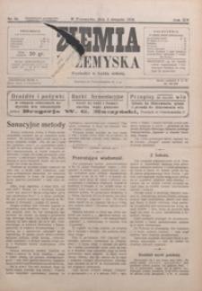 Ziemia Przemyska. 1928, R. 14, nr 34-37 (sierpień)