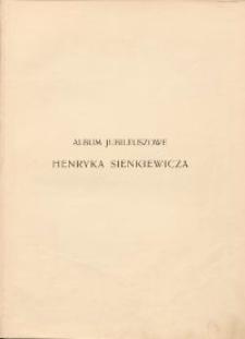Album jubileuszowe Henryka Sienkiewicza