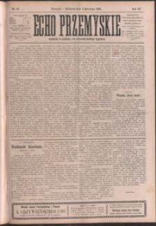 Echo Przemyskie : organ Stronnictwa Katolicko-Narodowego. 1898, R. 3, nr 27-34 (kwiecień)