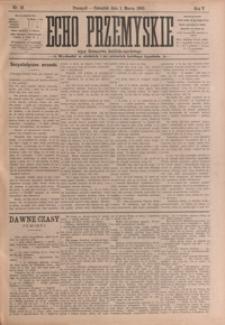 Echo Przemyskie : organ Stronnictwa Katolicko-Narodowego. 1900, R. 5, nr 18-26 (marzec)