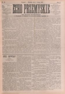 Echo Przemyskie : organ Stronnictwa Katolicko-Narodowego. 1901, R. 6, nr 10-17 (luty)
