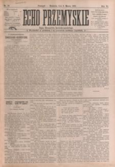Echo Przemyskie : organ Stronnictwa Katolicko-Narodowego. 1901, R. 6, nr 18-26 (marzec)
