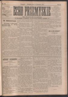 Echo Przemyskie : organ Stronnictwa Katolicko-Narodowego. 1901, R. 6, nr 88-95 (listopad)