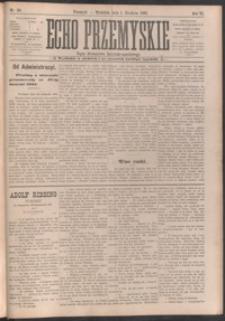 Echo Przemyskie : organ Stronnictwa Katolicko-Narodowego. 1901, R. 6, nr 96-104 (grudzień)