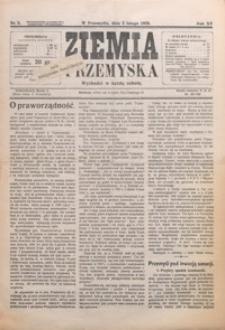 Ziemia Przemyska. 1929, R. 15, nr 5-8 (luty)