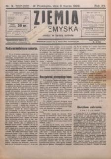 Ziemia Przemyska. 1929, R. 15, nr 9-13 (marzec)
