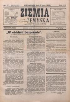 Ziemia Przemyska. 1929, R. 15, nr 27-30 (lipiec)
