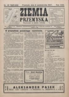 Ziemia Przemyska. 1937, R. 23, 42-46 (październik)