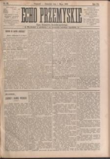 Echo Przemyskie : organ Stronnictwa Katolicko-Narodowego. 1902, R. 7, nr 35-43 (maj)