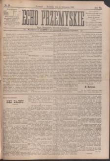 Echo Przemyskie : organ Stronnictwa Katolicko-Narodowego. 1902, R. 7, nr 88-96 (listopad)