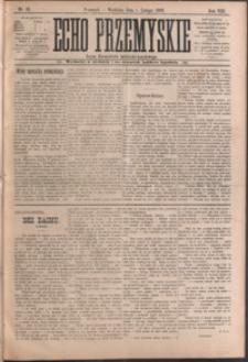 Echo Przemyskie : organ Stronnictwa Katolicko-Narodowego. 1903, R. 8, nr 10, 12-17 (luty)