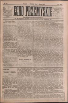 Echo Przemyskie : organ Stronnictwa Katolicko-Narodowego. 1903, R. 8, nr 36-44 (maj)