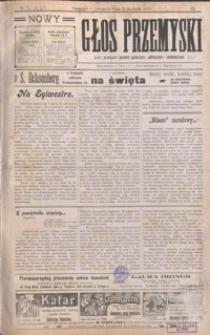 Nowy Głos Przemyski : pismo poświęcone sprawom społecznym, politycznym i ekonomicznym. 1910, R. 9, nr 1-5 (styczeń)