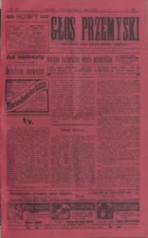 Nowy Głos Przemyski : pismo poświęcone sprawom społecznym, politycznym i ekonomicznym. 1910, R. 9, nr 18-22 (maj)