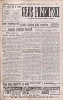 Nowy Głos Przemyski : pismo poświęcone sprawom społecznym, politycznym i ekonomicznym. 1910, R. 9, nr 49-52 (grudzień)