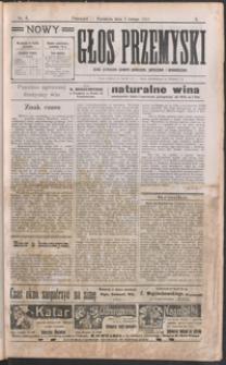 Nowy Głos Przemyski : pismo poświęcone sprawom społecznym, politycznym i ekonomicznym. 1911, R. 10, nr 6-9 (luty)