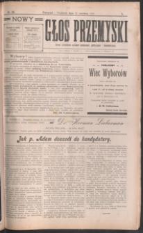 Nowy Głos Przemyski : pismo poświęcone sprawom społecznym, politycznym i ekonomicznym. 1911, R. 10, nr 26, 28-29 (czerwiec)