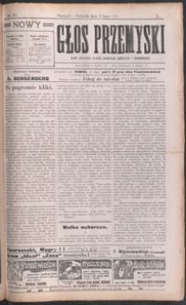 Nowy Głos Przemyski : pismo poświęcone sprawom społecznym, politycznym i ekonomicznym. 1911, R. 10, nr 30-34 (lipiec)