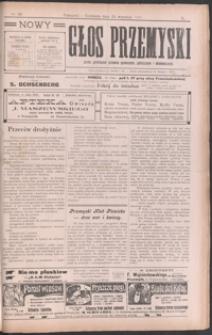 Nowy Głos Przemyski : pismo poświęcone sprawom społecznym, politycznym i ekonomicznym. 1911, R. 10, nr 42 (wrzesień)