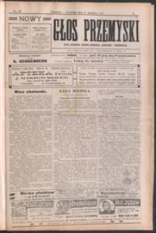 Nowy Głos Przemyski : pismo poświęcone sprawom społecznym, politycznym i ekonomicznym. 1911, R. 10, nr 52-53, 55 (grudzień)