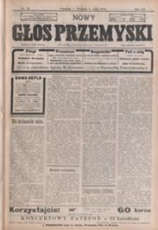 Nowy Głos Przemyski : pismo poświęcone sprawom społecznym, politycznym i ekonomicznym. 1913, R. 12, nr 18-21 (maj)